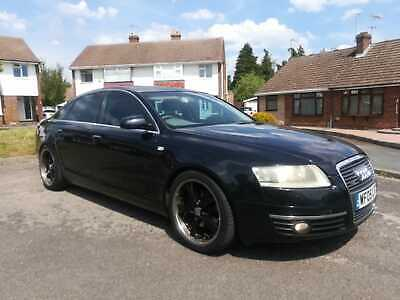 Audi A6 3.2 V6 QUATTRO - - BIG SPEC - - REAL EYE CATCHER !!!!