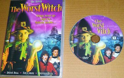 The Worst Witch DVD Diana Rigg Region 1 (USA) Brand New Insured Shipping