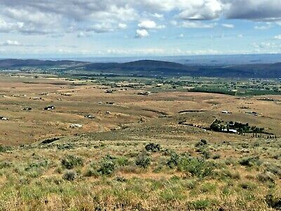 9.24 Acres Yakima Power Good Access Views Growing Area Development