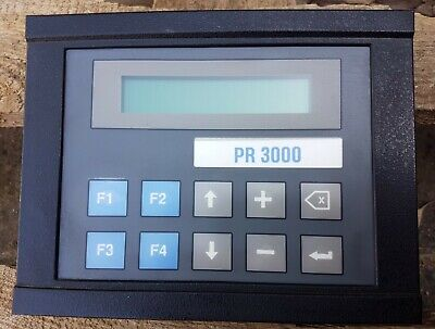 NEMATRON IWS-30 OPERATOR INTERFACE PANEL IWS30, excellent condition