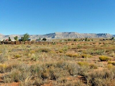 Residential Lot In Big Water Utah Near Lake Powell