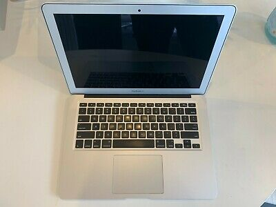 Macbook Air 13 - Early 2015 - core i5 - 8GB RAM - 128GB SSD
