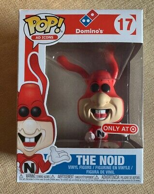 Funko POP! Ad Icons: The Noid #17 Target Exclusive