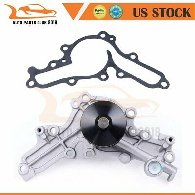 New Water Pump W// Gasket For 2007 2008-2013 Mitsubishi Outlander 3.0L V6 AW6240