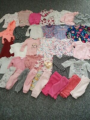 Girls 0-3 And 3-6 Months Huge Bundle *Combined  Postage*