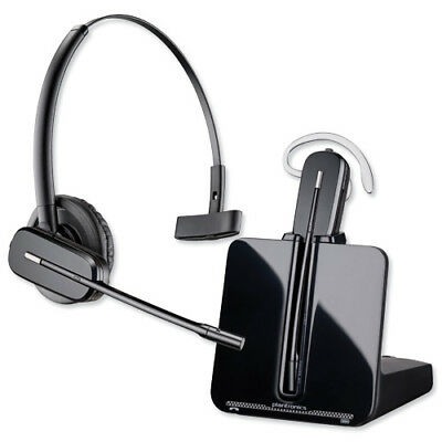 Plantronics CS540 Convertible Wireless DECT Headset System for Business Phones