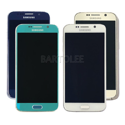 """For Samsung Galaxy S6 G920F 32GB (Unlocked) Android Smartphone Mobile Phone 5.1"""""""