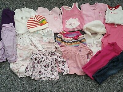 Girls 3-6 Months Winter Bundle *Combined Postage*