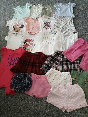 Girls 12-18 Months Summer Bundle *combined Postage*