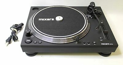 Mixars Sta High Torque S-Arm Turntable - New No Box