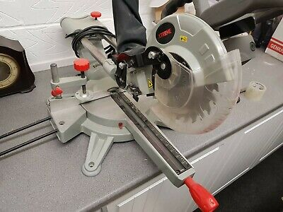 Extreme Electric Mitre Saw With Laser