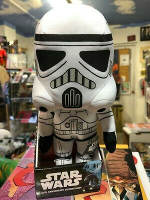 """Star Wars 40th Anniversary Stormtrooper 10"""" Plush Toyby Comic Images / Disney"""