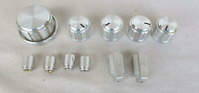 11 Knobs Removed From A Realistic Model Sta-84 Stereo Receiver