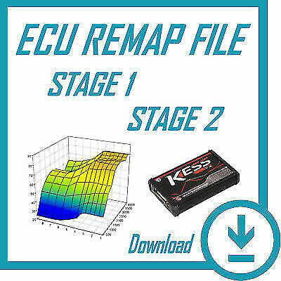 ECU Remap Tuning Files | Stage 1 + Stage 2 | ECU Chip Tuning Remapping
