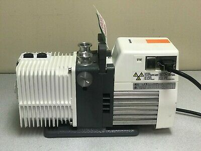 ALCATEL Adixen Pascal 2005 SD Dual Stage Rotary Vacuum Pump