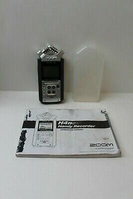 Used Zoom H4N SP 4-Channel Portable Handy Recorder Digital Multi-Track.