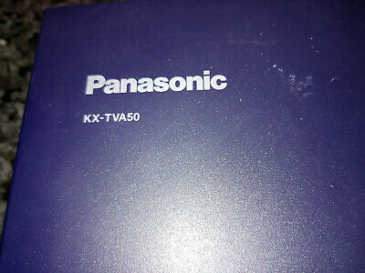 Panasonic KX-TVA50 Voice Mail Voice Processing System
