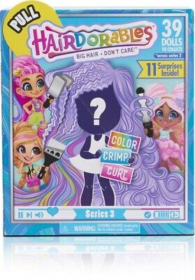 NEW Hairdorables Doll Series 3 from Mr Toys