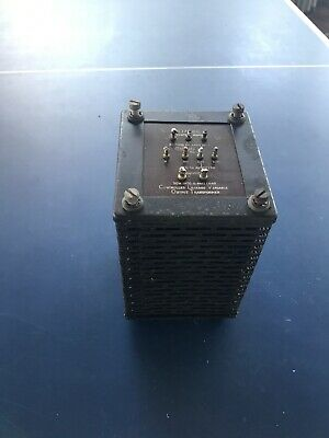 Gardners 'Controlled Leakage Variable Output Transformer' - Type GR17286