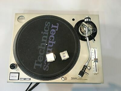 Technics SL 1200 MK5 - with cartridge, styluses and slip mats - Perfect working