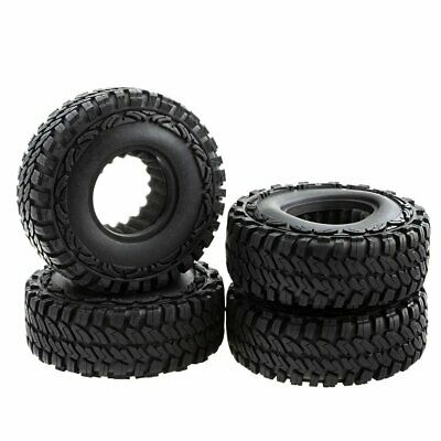 Replacement for Wltoys 12428 RC Car Tires with Wheel Rims 4PCS Widened Tire G9H0