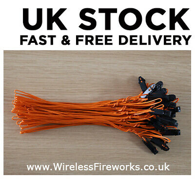 1m Talon Igniters - Electric Fuse - UK STOCK - For Firing Systems - 100cm