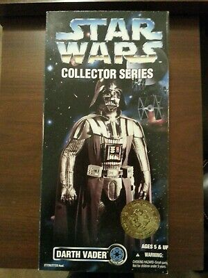 "Star Wars Collector Series Darth Vader Galactic Emp. Figure 12"" 1996 Kenner Doll"