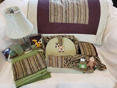 Baby's Nursery Set, Lamp Quilt and More! Great Collection!