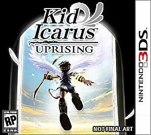 Kid Icarus Uprising  (Nintendo 3DS, 2011)