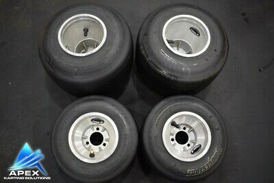Jet Rims With Bridgestone Tyres