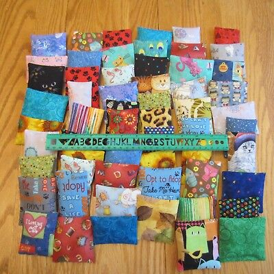 Cat nip Toy Pillows for kitties Handmade Sale help shelter New Halloween Colors!