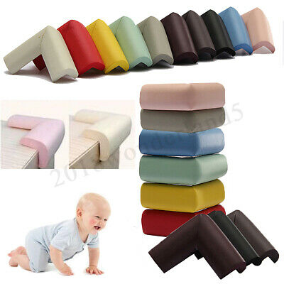 8Pcs Soft Baby Safe Cushion Protector Table Desk Corner Protective