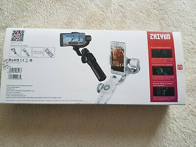 Zhiyun Smooth 4 3 Axis Handheld Gimbal Stabilisateur pour iPhone - android phone