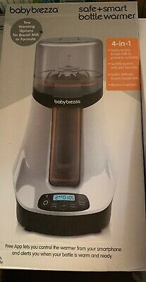 Baby Brezza Safe & Smart, Electric Baby Bottle Warmer and Baby Food Warmer – ...