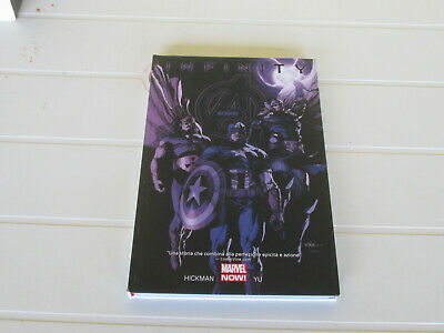AVENGERS VOL.4: INFINITY (Marvel Now Collection) HICKMAN