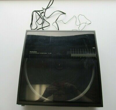 Technics SL-J92 Direct Drive Automatic Turntable System, Tested, Free Shipping