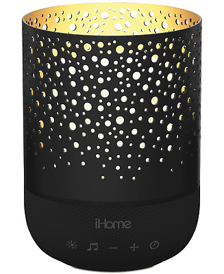 iHome Zenergy Candle Meditiative Light Sound Therapy Meditation Machine New Box