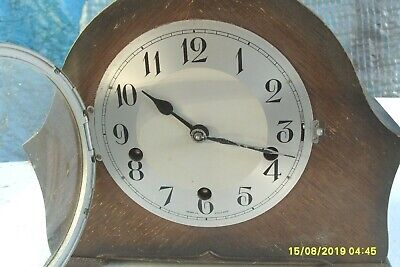 Clock Parts Enfield  Westminster Clock Ticking See  Video