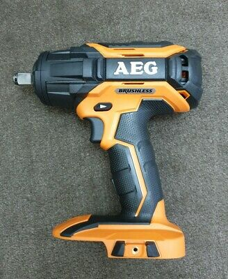 AEG Impact Wrench 480Nm Brushless cordless 18v GST included invoice available!