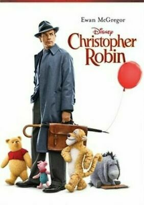 Christopher Robin (DVD, 2018)