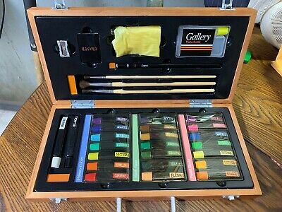 Vintage Water Color Paint Set VHTF!  NOS!!!