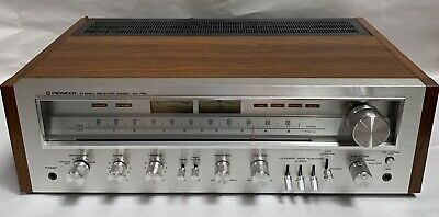 Vintage Pioneer SX-750 FM/AM Stereo Receiver 50 Watts  (A50)