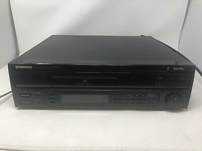Pioneer CLD-S201 Laser Disc Player Laserdisc LD CD Works Video Japan