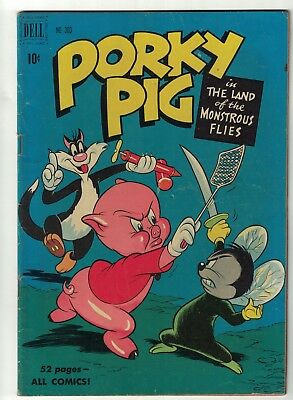 LOONEY TUNES Comic # 144 DAFFY /& PORKY NASA Sold Out!