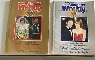 MAGAZINE...THE AUSTRALIAN WOMEN'S WEEKLY. 1981..JULY..AUGUST. royals