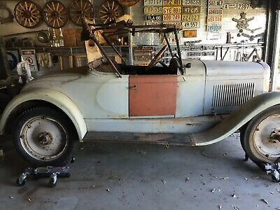 1928 Chevrolet Businessmans Roadster Restore or Hotrod