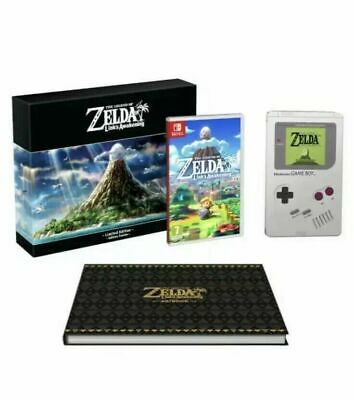 The Legend of Zelda: Link's Awakening Limited Edition Nintendo Switch New Sealed