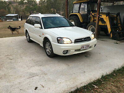 Subaru Outback Wagon H6 LIMITED PREMIUM 3.0L Registered RWC Leather MP3