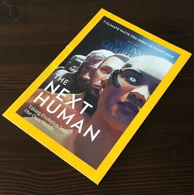 National Geographic April 2017 - Vol. 231 No. 4 - The Next Human
