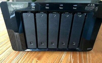 synology ds1511+ 5 Bay NAS 10TB